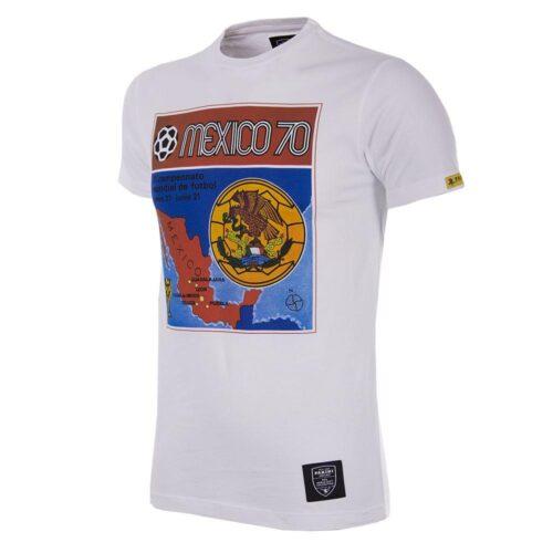 Panini Coupe du Monde 1970 Tee Shirt Casual