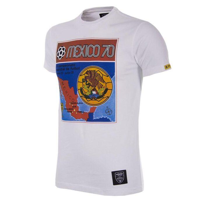 Panini Copa del Mundo 1970 Camiseta Casual