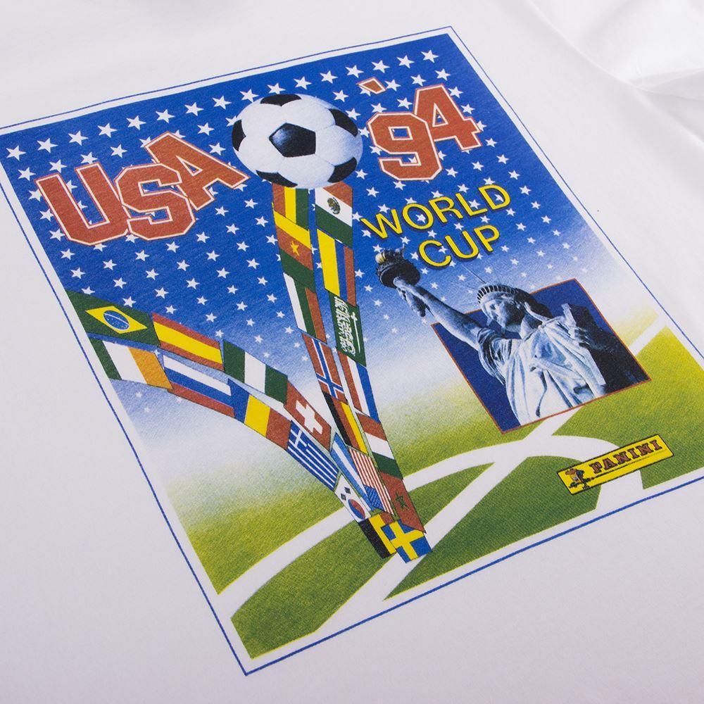 Panini Coppa del Mondo 1994 Maglietta Casual