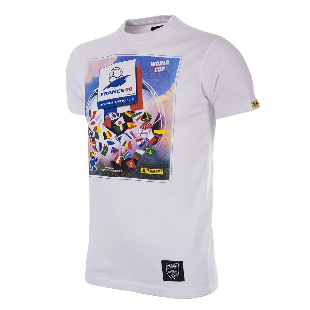 Panini Copa del Mundo 1998 Camiseta Casual