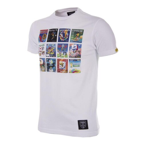 Panini World Cup Casual T-shirt White