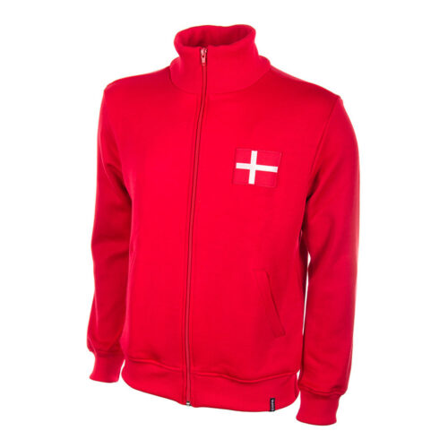 Denmark 1965 Retro Football Track Top