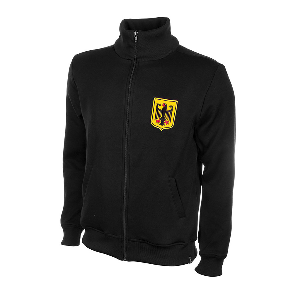West Germany 1954 Retro Football Track Top
