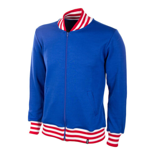 England 1974 Retro Football Track Top