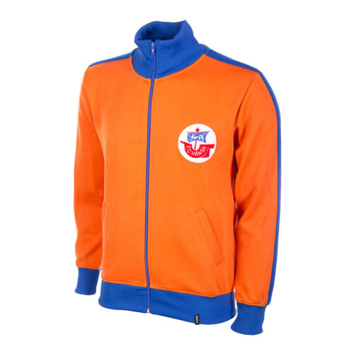 Hansa Rostock 1977-78 Retro Football Track Top