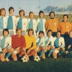 Hansa Rostock 1977-78 Giacca Storica Calcio