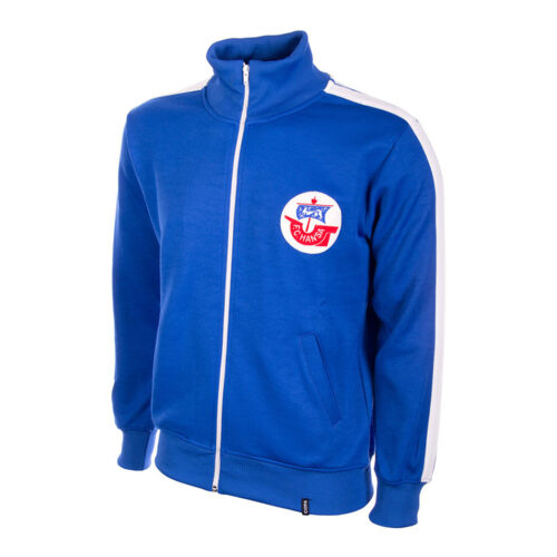 Hansa Rostock 1978-79 Retro Football Track Top