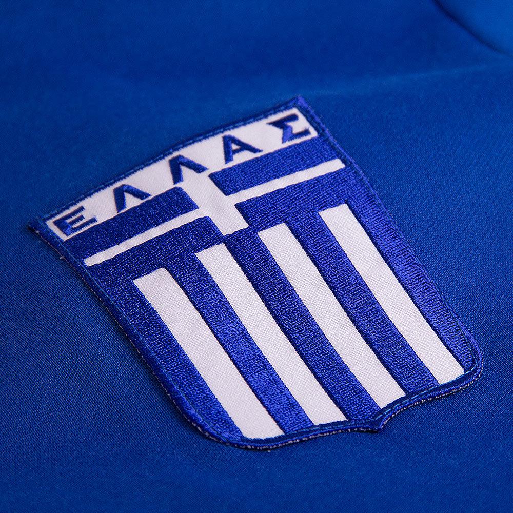 Grecia 1972 Giacca Storica Calcio