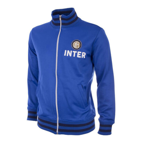 Inter 1963-64 Retro Football Track Top