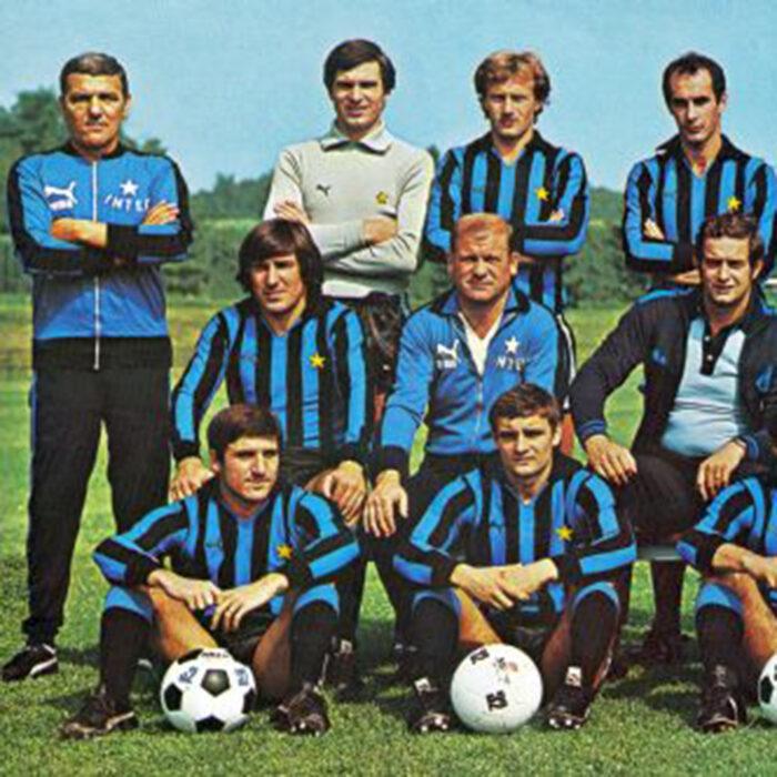 Inter 1977-78 Giacca Storica Calcio