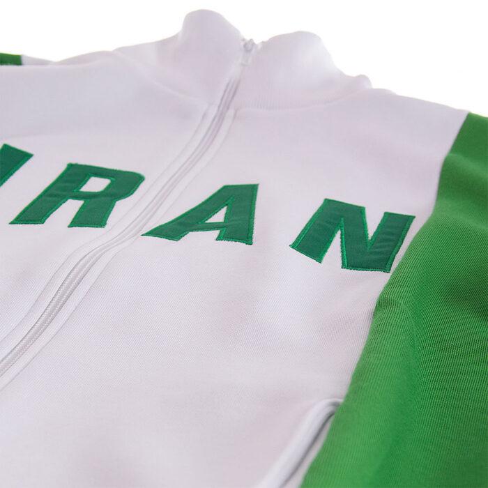 Iran 1978 Giacca Storica Calcio