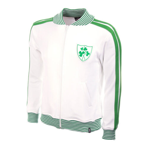Ireland 1974 Retro Football Track Top