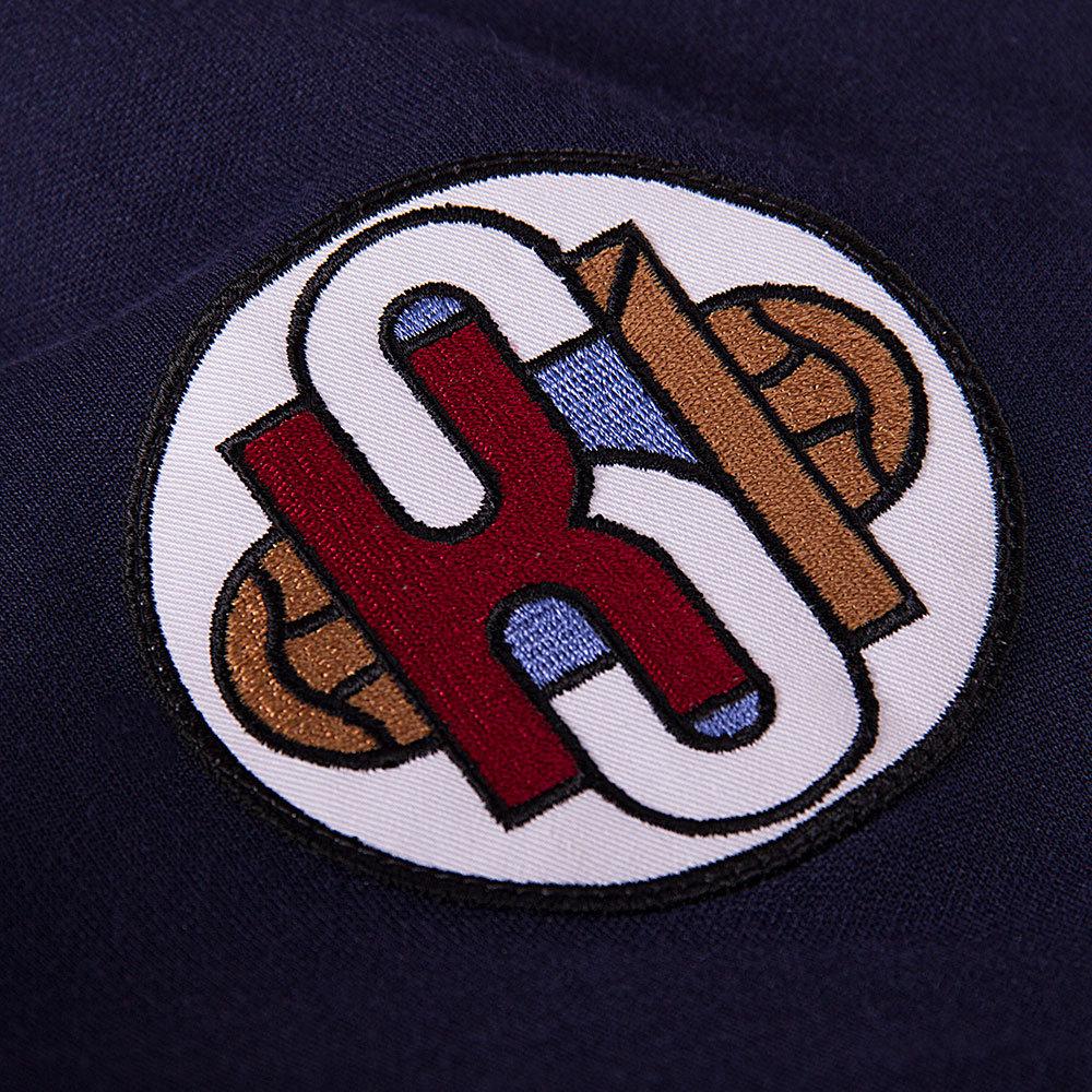 Islanda 1984 Giacca Storica Calcio