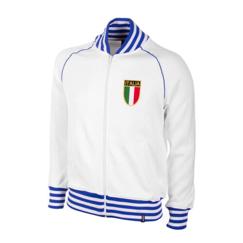 Italy 1982 Retro Football Track Top