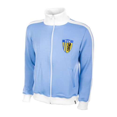 Karl Marx Stadt 1978-79 Retro Football Track Top