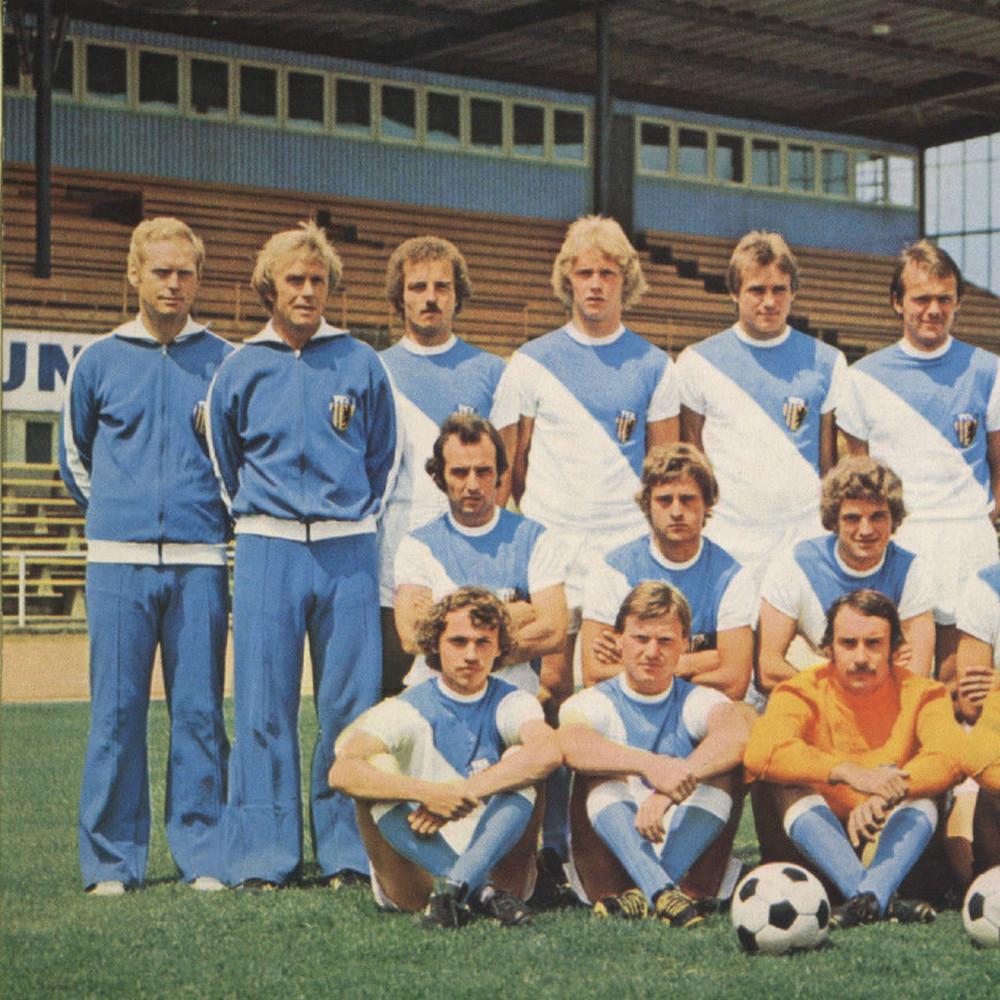 Karl Marx Stadt 1978-79 Giacca Storica Calcio