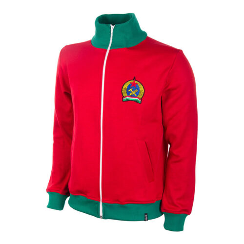 Hungary 1956 Retro Football Track Top