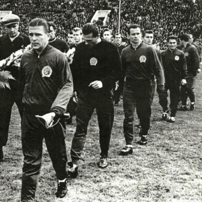 Ungheria 1956 Giacca Storica Calcio