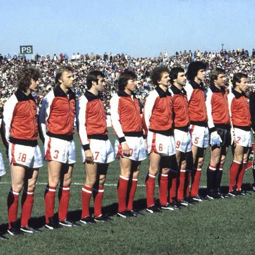 Austria 1978 Giacca Storica Calcio