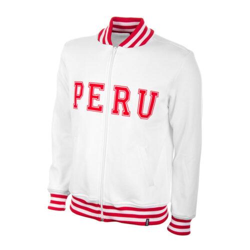 Perú 1970 Chaqueta Retro Fútbol