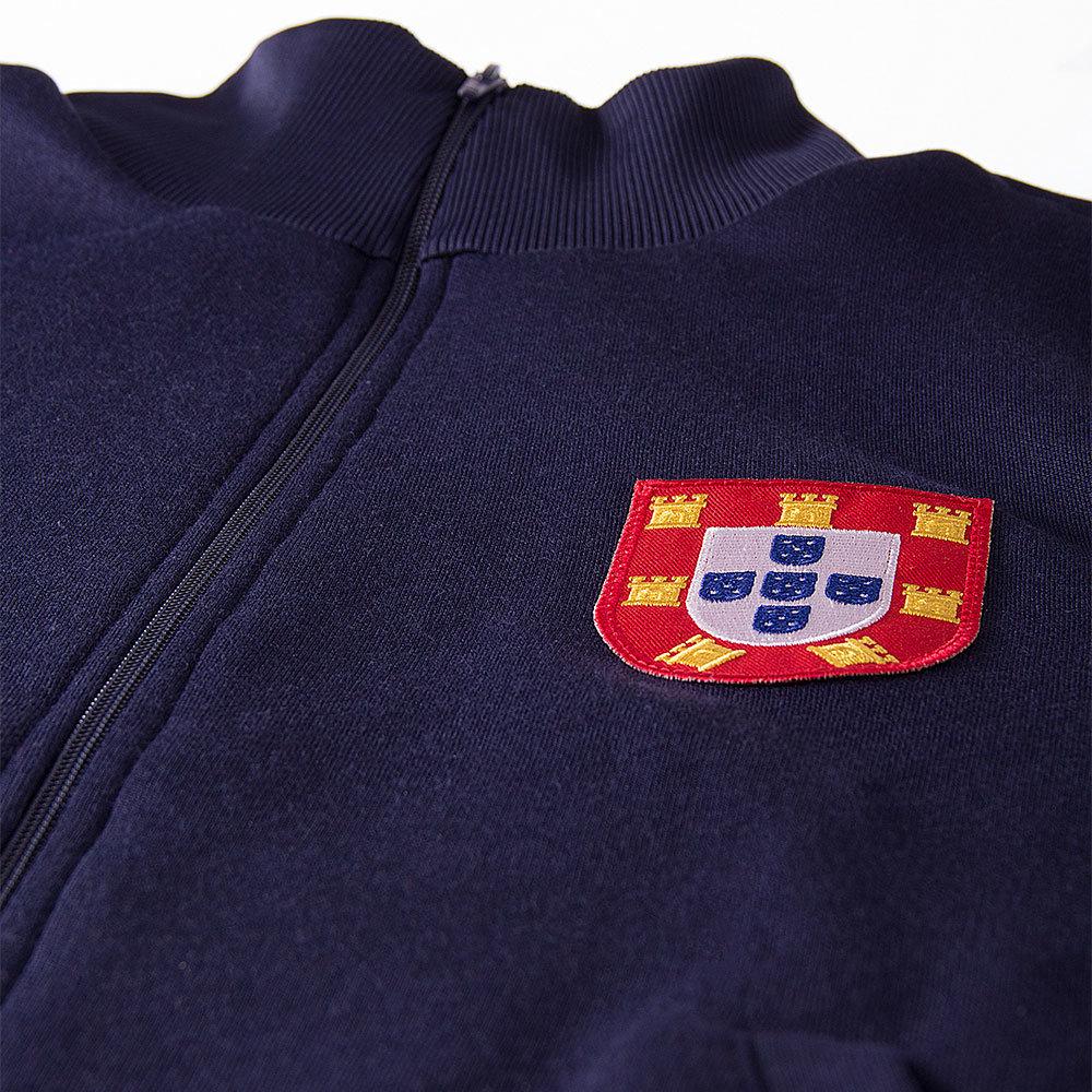 Portogallo 1972 Giacca Storica Calcio