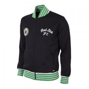 Red Star St Ouen 1964-65 Retro Football Track Top