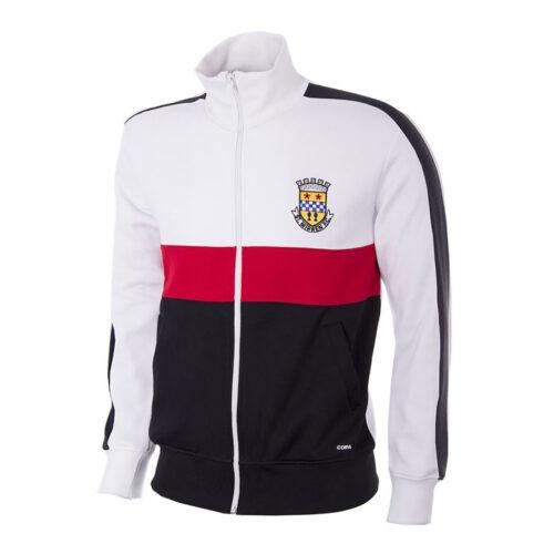 Saint Mirren 1986-87 Giacca Storica Calcio