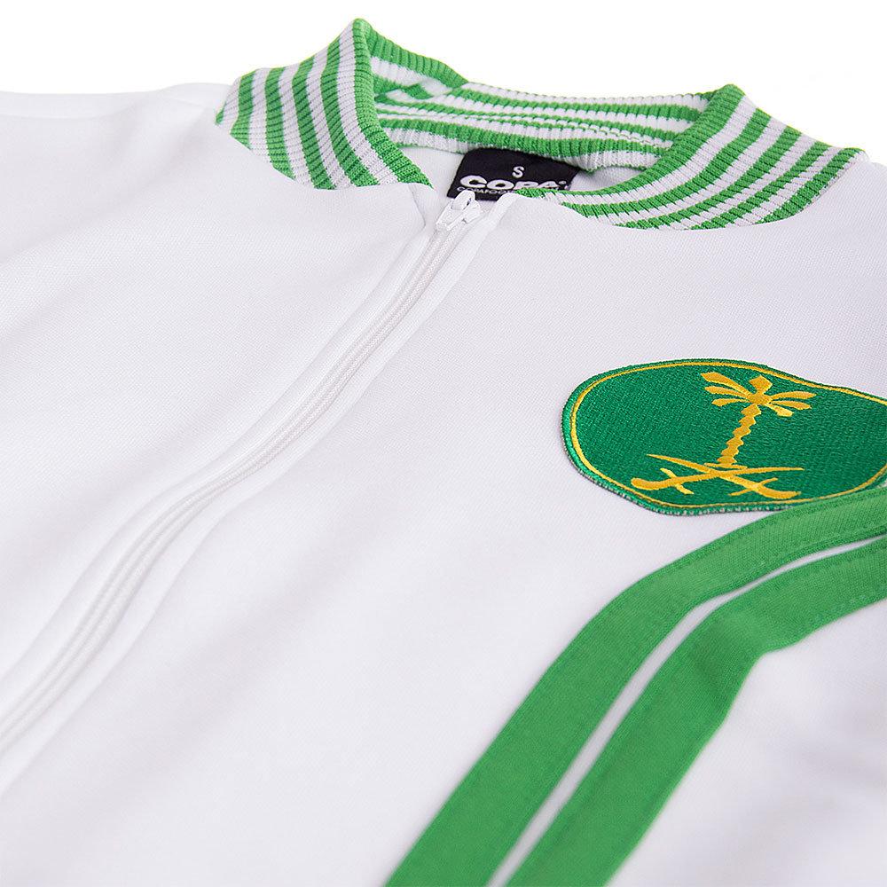 Arabia Saudita 1977 Giacca Storica Calcio