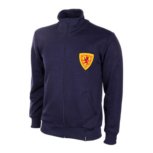 Scotland 1953 Retro Football Track Top