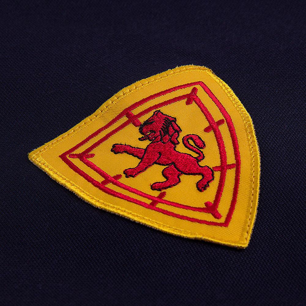 Scozia 1953 Giacca Storica Calcio
