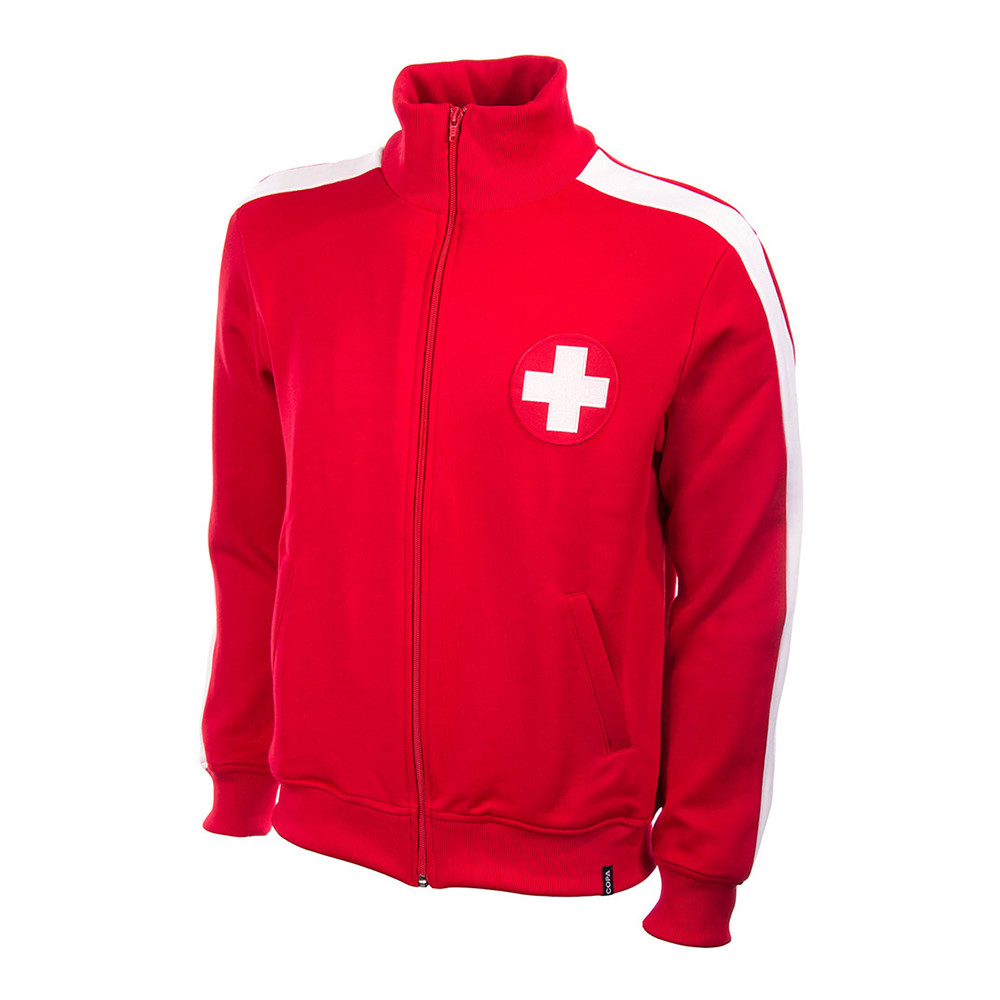 Svizzera 1966 Giacca Storica Calcio