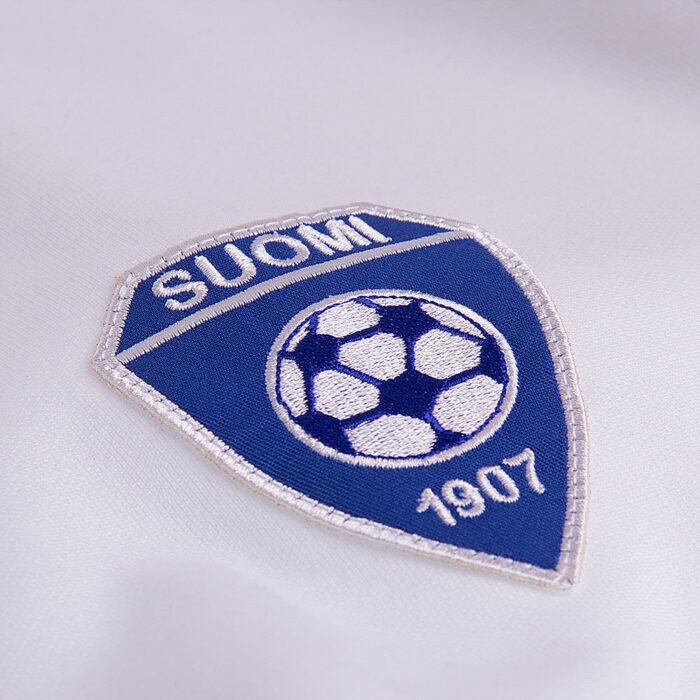 Finlandia 1972 Giacca Storica Calcio