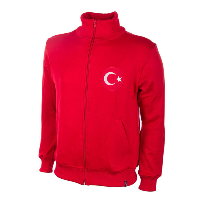 Turkey 1966 Retro Football Track Top