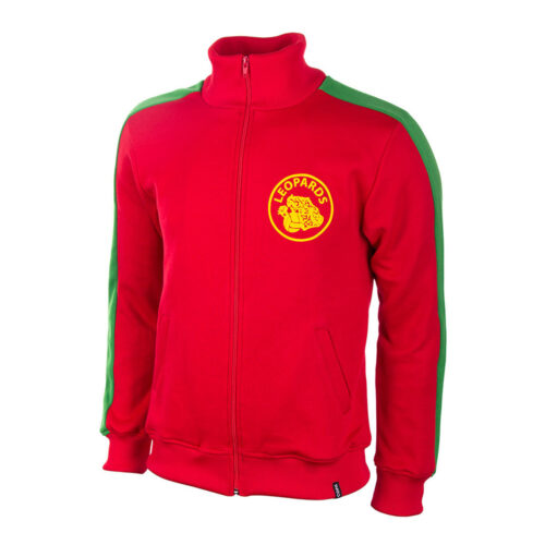 Zaire 1974 Retro Football Track Top