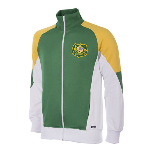 Australia 1991 Retro Football Track Top