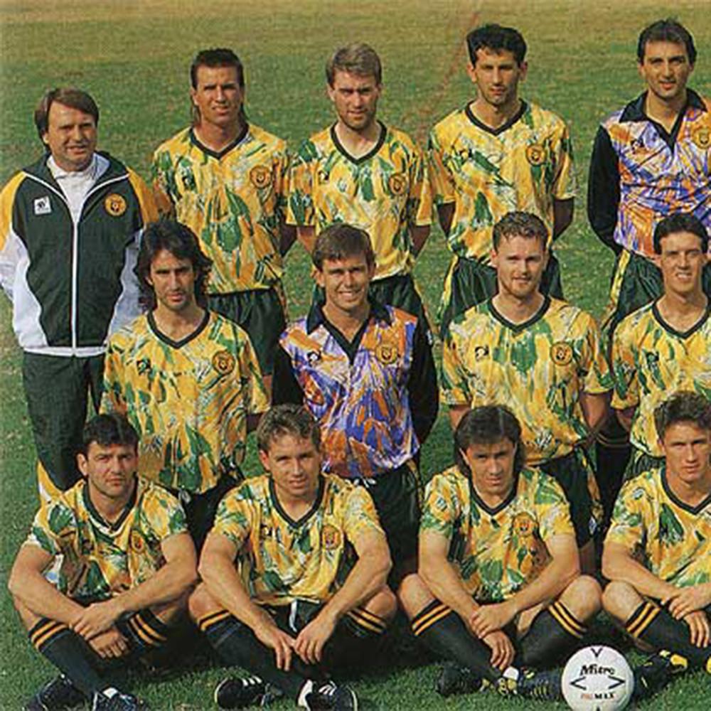Australia 1991 Giacca Storica Calcio