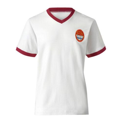Bayern Monaco 1964-65 Maglia Storica Calcio