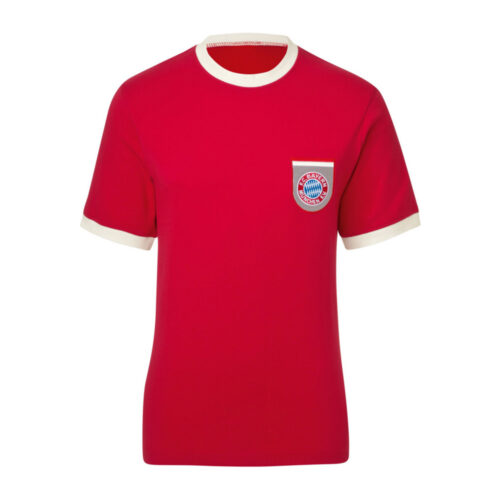 Bayern Munich 1970-71 Retro Football Shirt