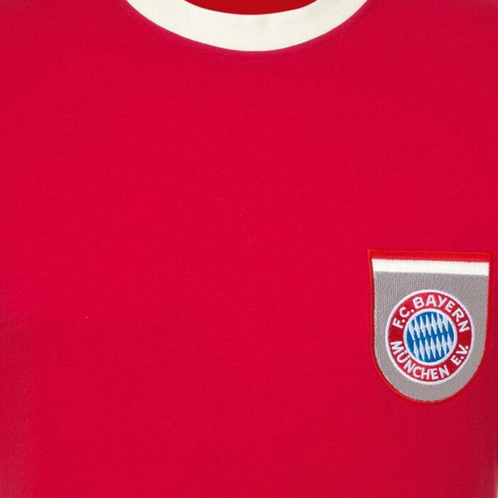 Bayern Monaco 1970-71 Maglia Storica Calcio