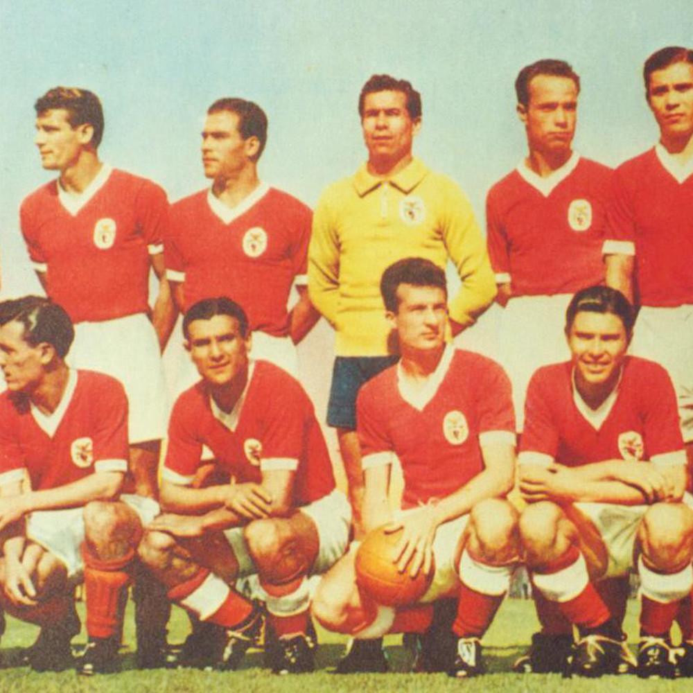 Benfica 1949-50 Maglia Storica Calcio