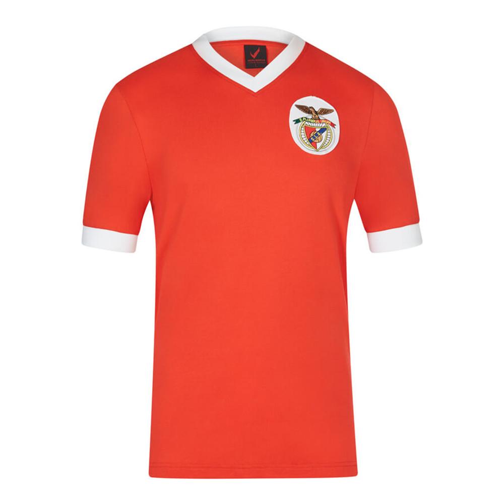 Benfica 1949-50 Camiseta Retro Fútbol