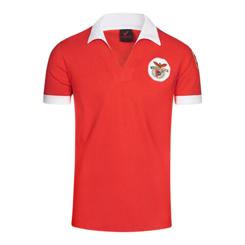 Benfica 1961-62 Retro Football Shirt