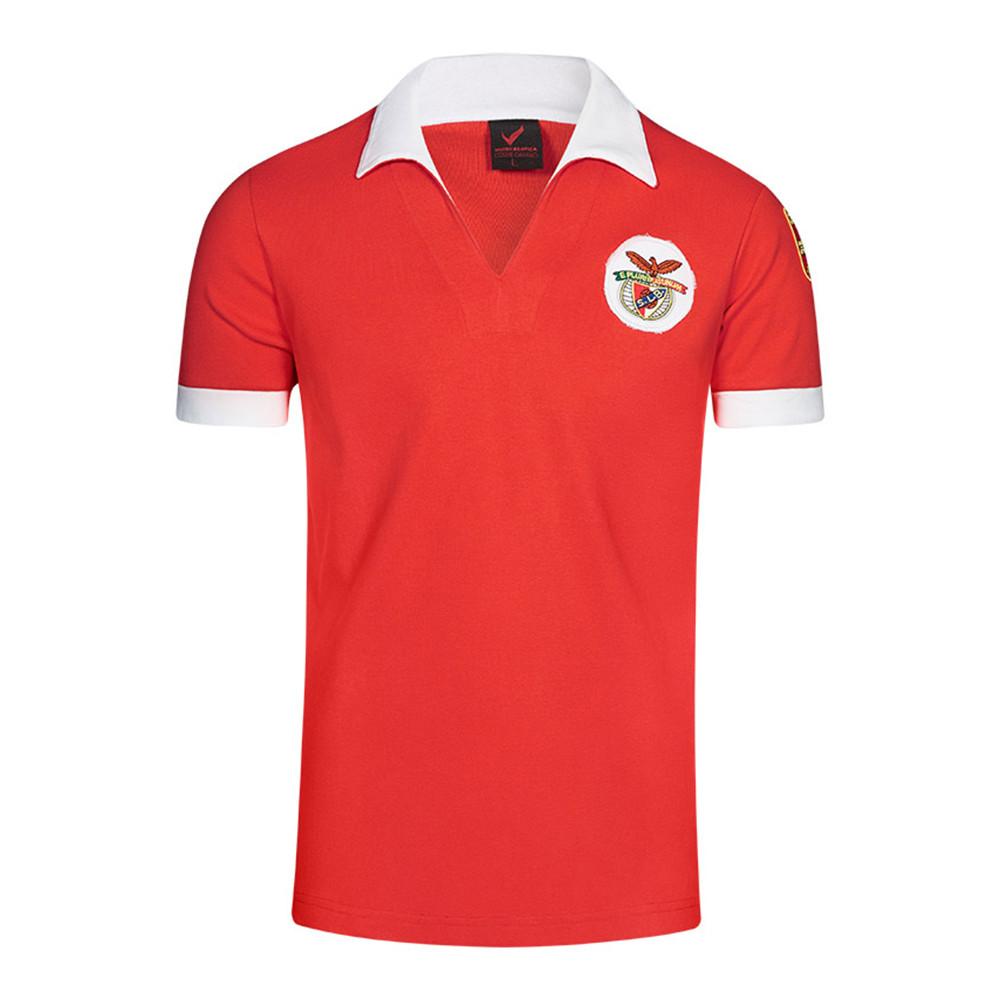 Benfica 1961-62 Maglia Storica Calcio