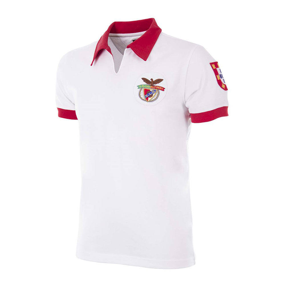 Benfica 1967-68 Retro Football Shirt