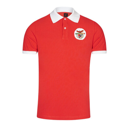 Benfica 1971-72 Retro Football Shirt