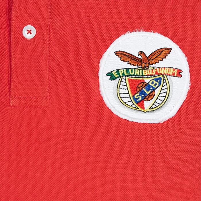 Benfica 1971-72 Maglia Storica Calcio