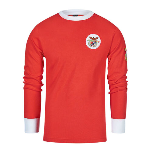 Benfica 1972-73 Retro Football Shirt