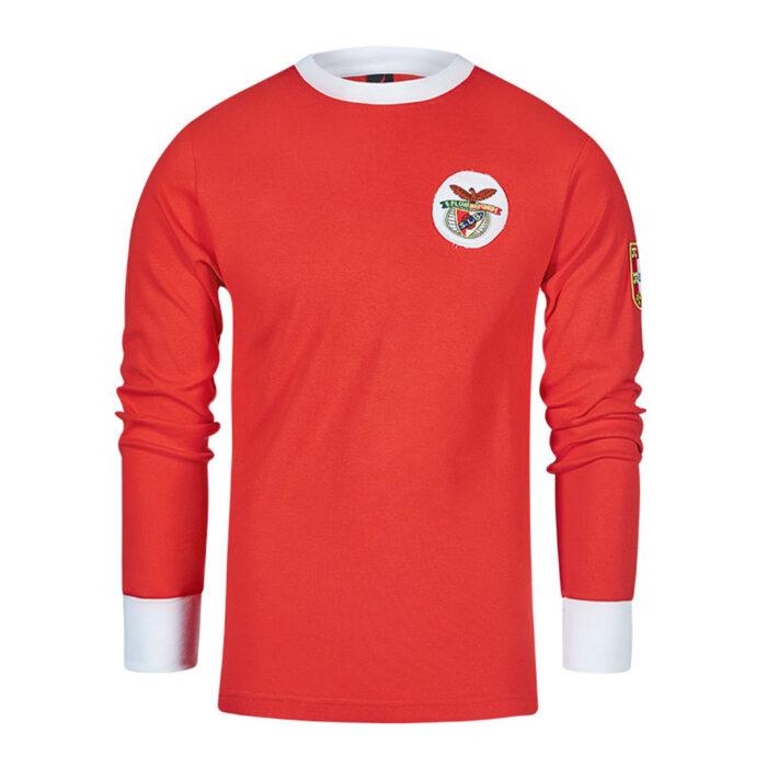 Benfica 1972-73 Maglia Storica Calcio