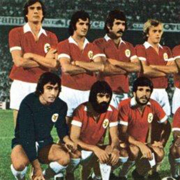 Benfica 1973-74 Maglia Storica Portiere
