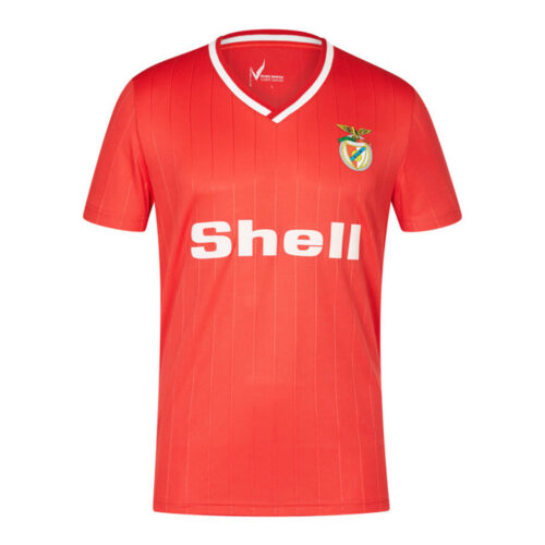 Benfica 1984-85 Retro Football Shirt